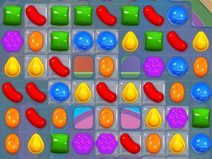 Juego para TDAH candycrush