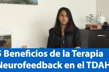 5 beneficios de Neurofeedback en TDAH