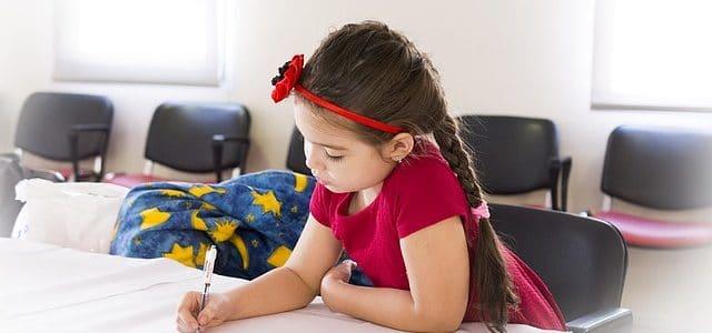 Prueba de coeficiente intelectual en niños Bogotá