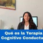 Terapia cognitivo Conductual Bogotá